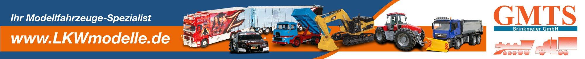 GMTS - Ihr Modellfahrzeuge-Spezialist